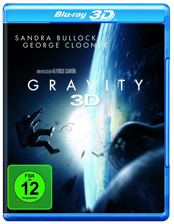gravity 3d blue ray cover 3dfilmfans alles ber 3d filme. Black Bedroom Furniture Sets. Home Design Ideas