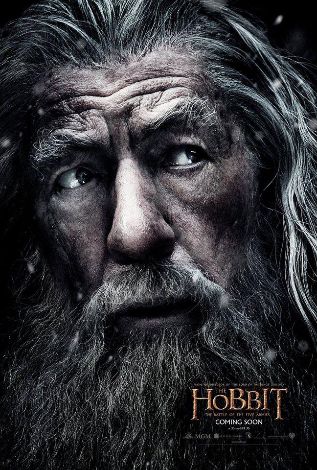 der-hobbit-schlacht-der-fuenf-heere-3d-gandalf-poster