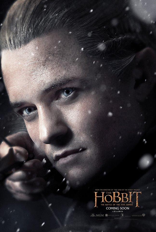 der-hobbit-schlacht-der-fuenf-heere-3d-legolas-poster