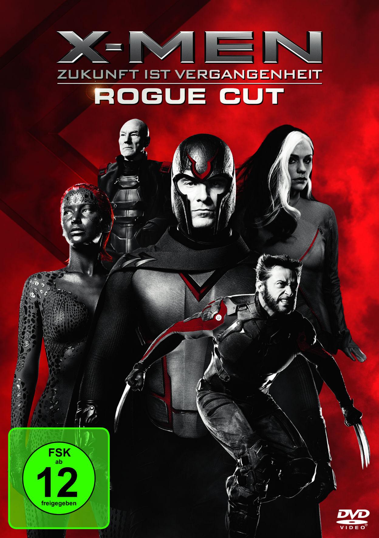 X-Men Zukunft Ist Vergangenheit Rogue Cut Stream