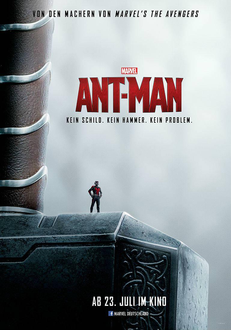 Ant-Man-3D-Deutsches-Poster-extra-gross-9-Thors-Hammer