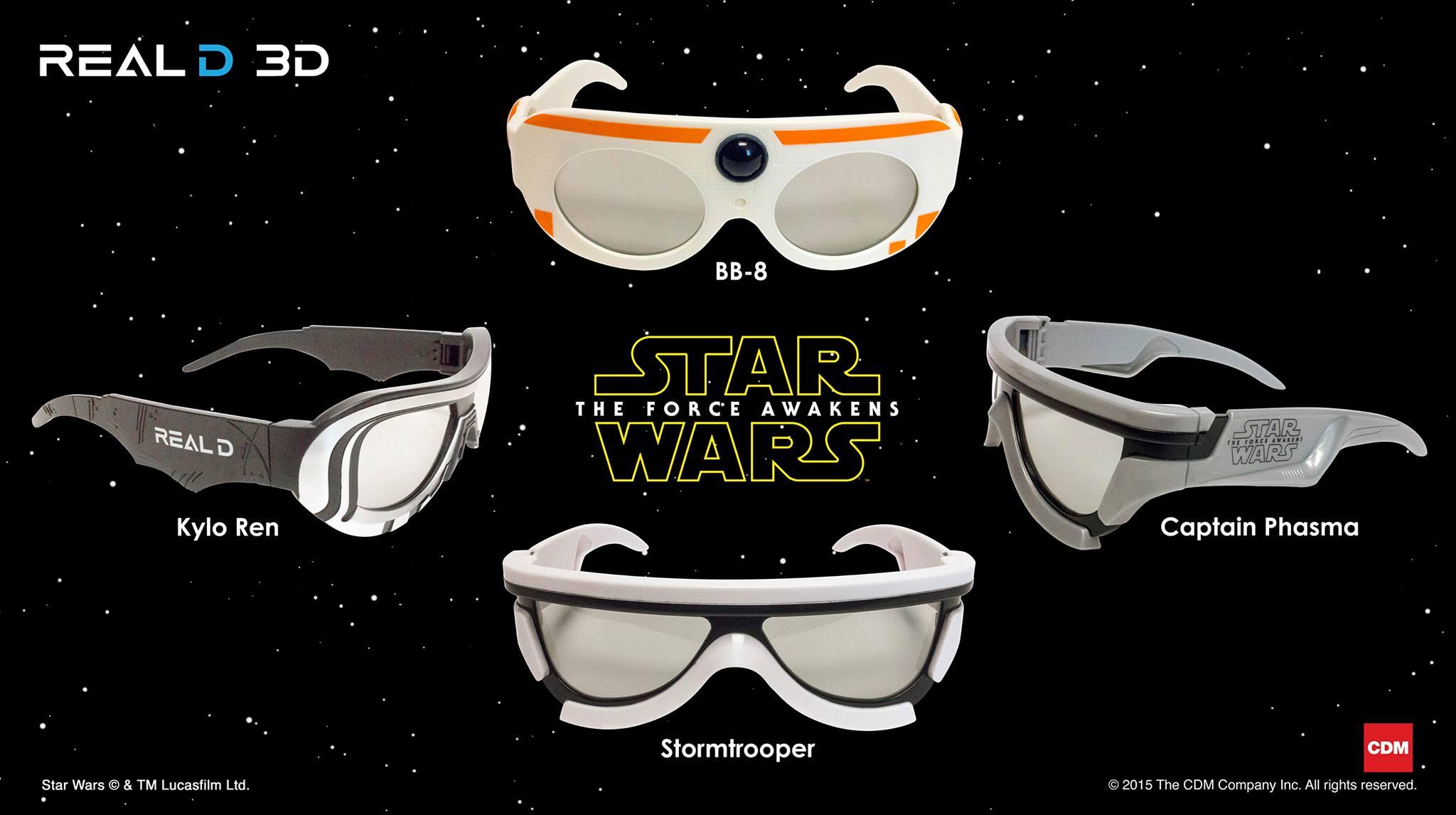 Star-Wars-Das-Erwachen-der-Macht-3D-Brillen-special-edition