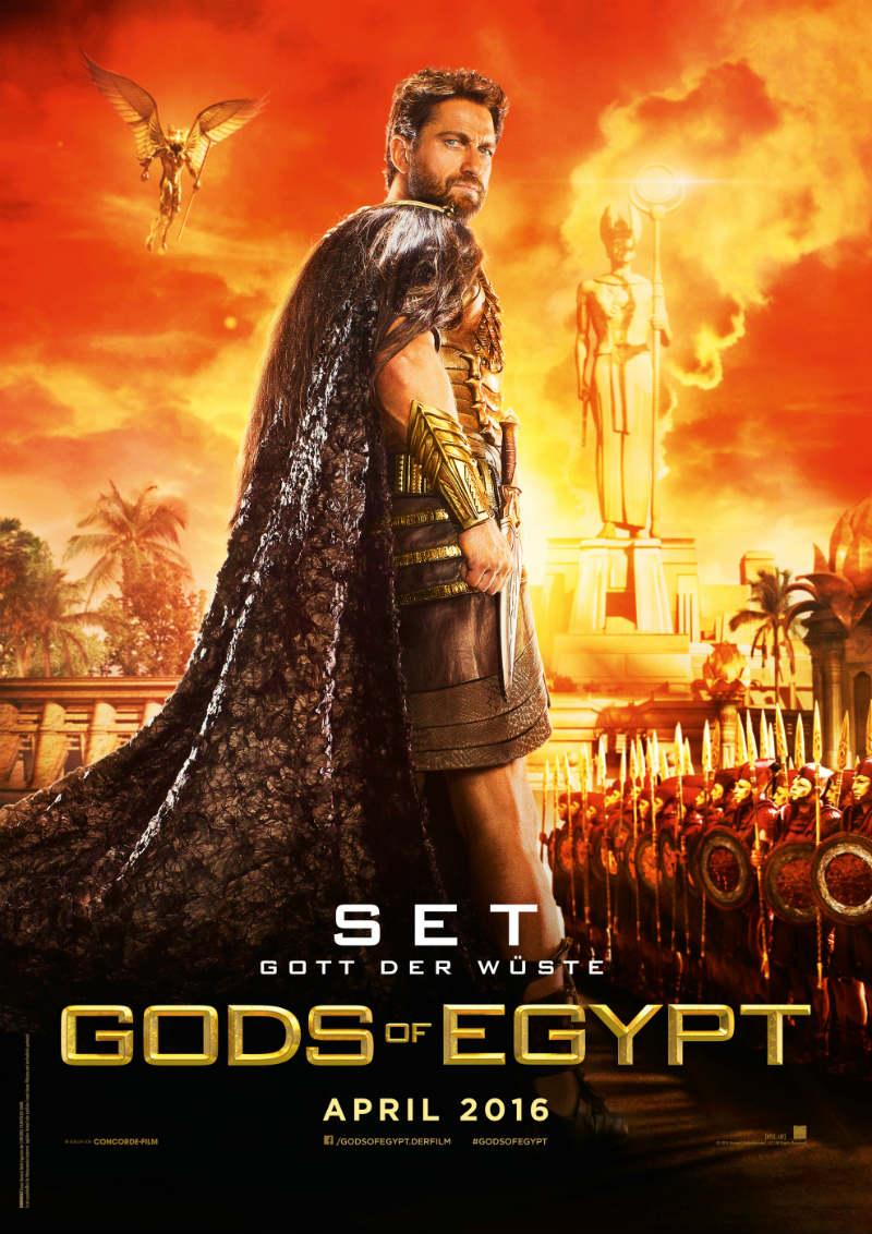 Gods-of-Eagypt-3D-Charakterposter-deutsch-4-set