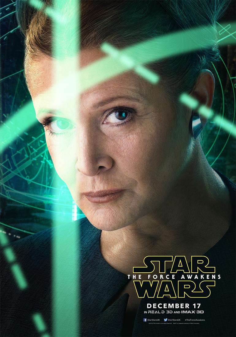 Star-Wars-Das-Erwachen-der-Macht-3D-leia-carrie-fisher-poster-hi-res
