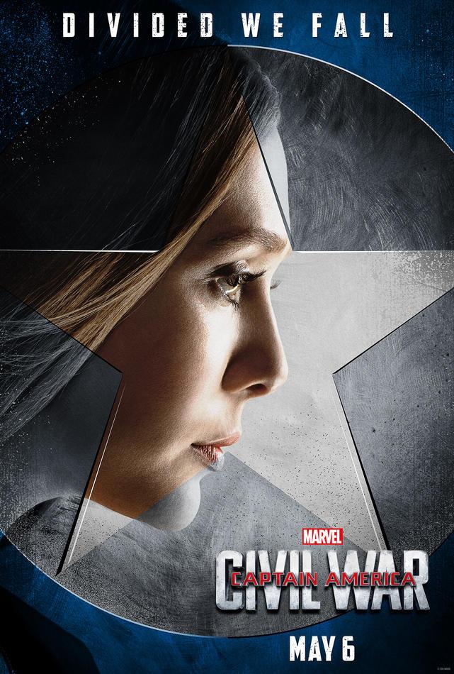 The-First-Avenger-Civil-War-3D-charakterposter-scarlet-witch