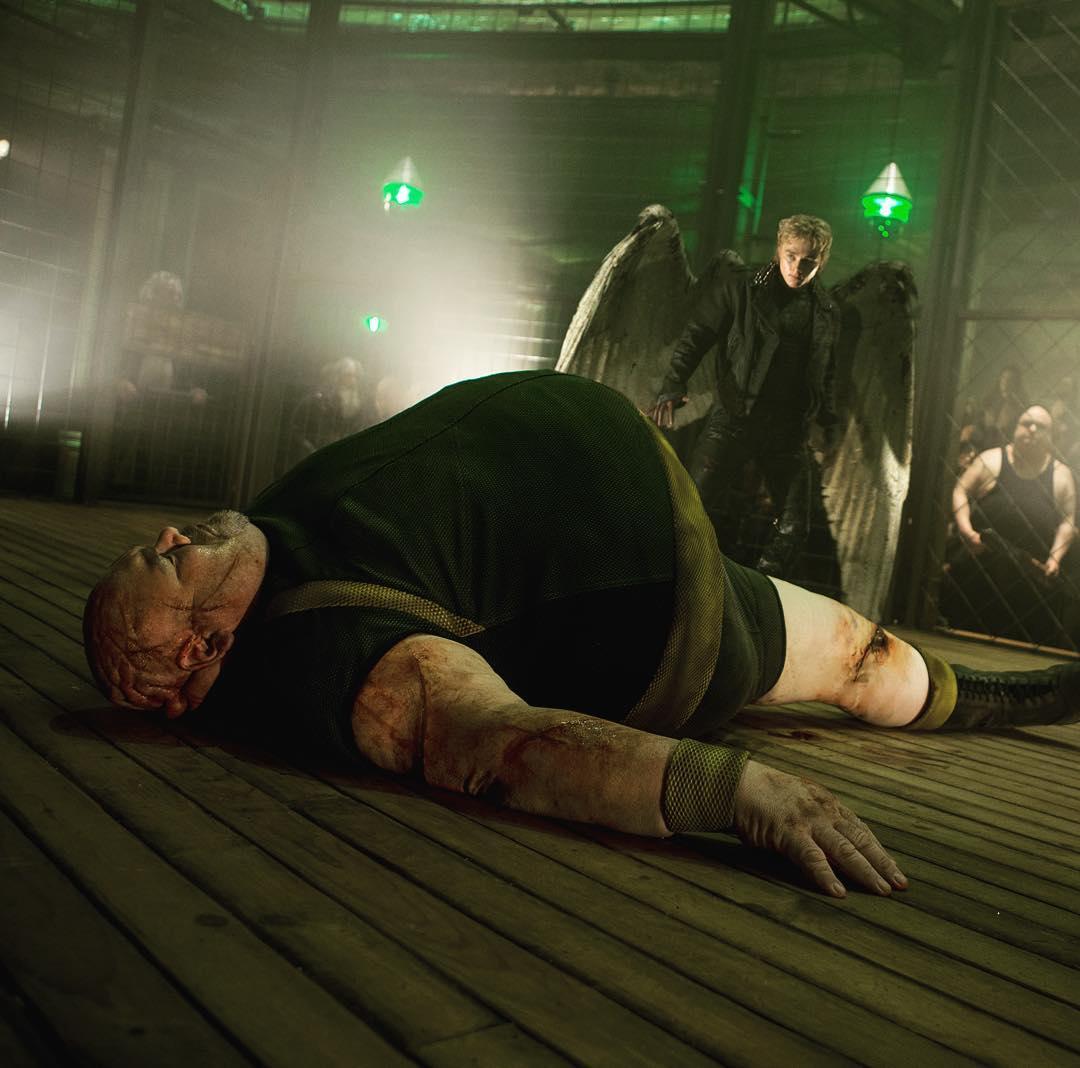 X-Men-Apocalypse-3D-bryan-singer-instagram-post-angel-kaempft-gegen-den-blob