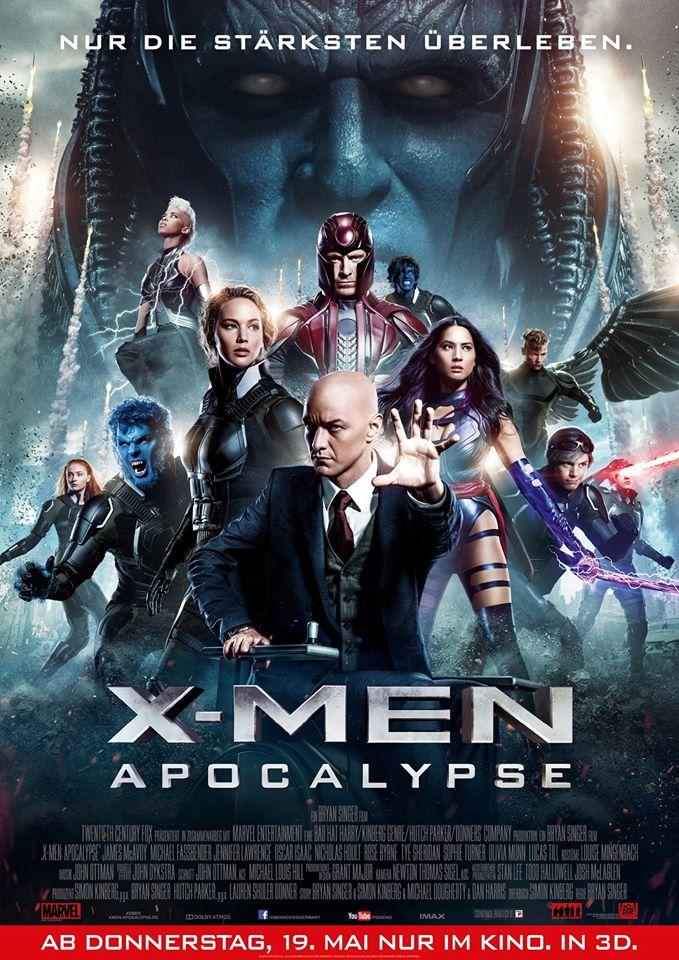 X-Men-Apocalypse-3D-nur-die-staerksten-ueberleben-deutsches-poster