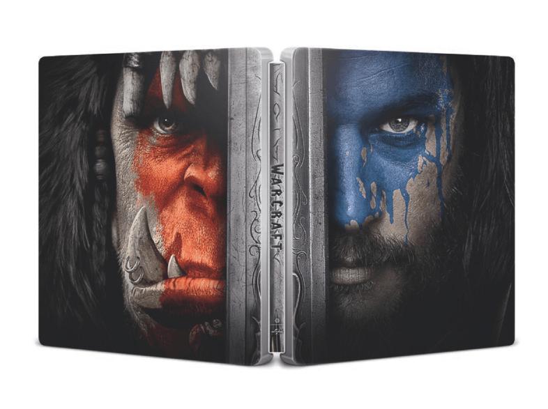 Warcraft-The-Beginning-3D-Steelbook-Foto-1