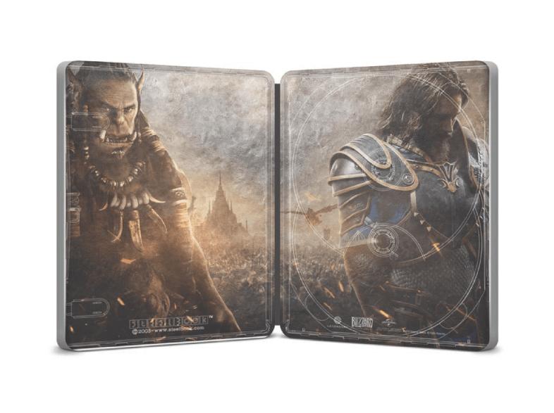 Warcraft-The-Beginning-3D-Steelbook-Foto-2